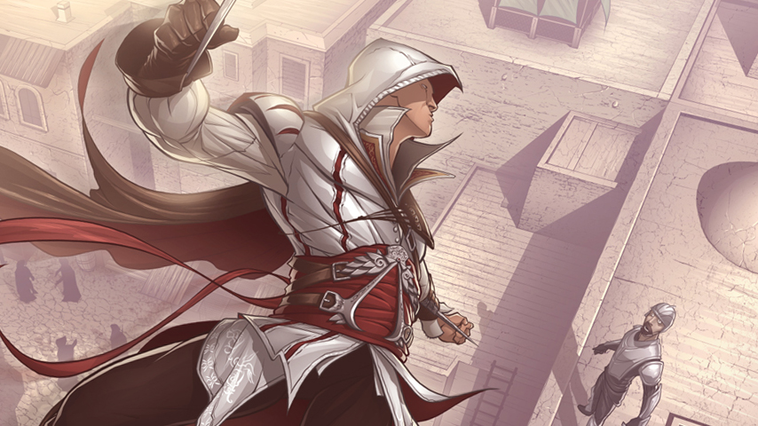 Assassin's Creed ganhará série animada
